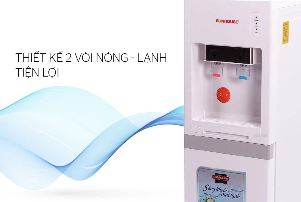 Máy uống nước nóng lạnh Sunhouse SHD9602