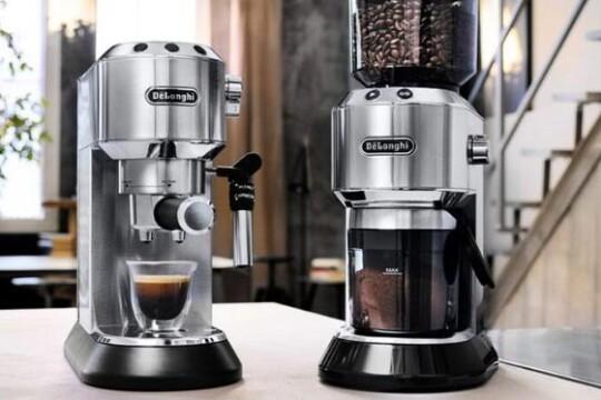 Review Top 5 sản phẩm máy xay cafe mini thiết kế sang trọng, phù hợp với mọi phong cách không gian quán cà phê