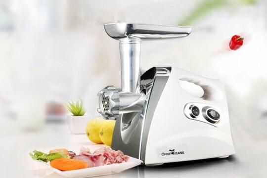 Review top 5 máy xay thịt bằng điện không thể thiếu trong bếp