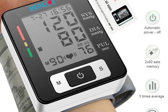 Review Top 5 máy đo huyết áp chuẩn thông số, tích hợp công nghệ hiện đại