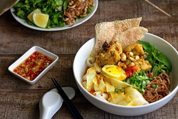 Mì gà Quảng – món ăn đặc sản của dải đất miền Trung