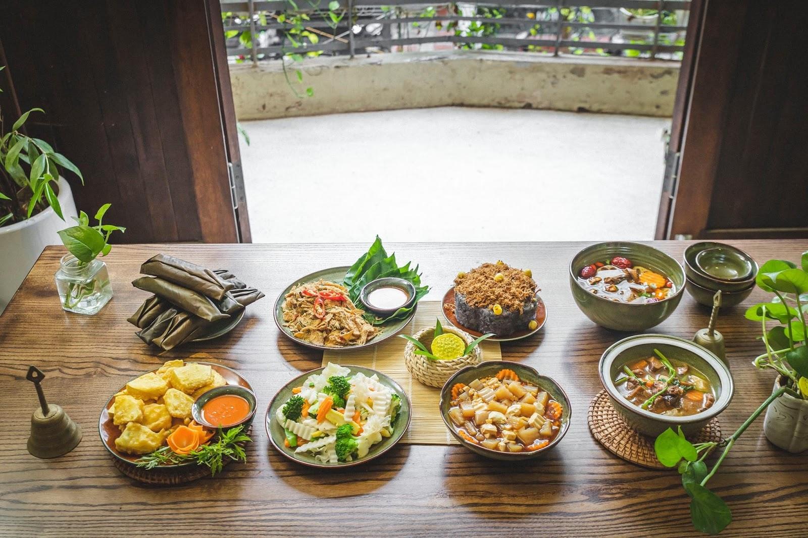 Minh Chay Vegan Restaurant - Ruốc Nấm Hương