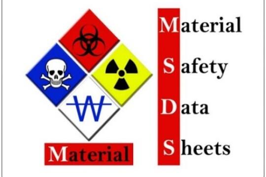 MSDS là gì? Các thành phần yêu cầu của một bảng MSDS đạt chuẩn