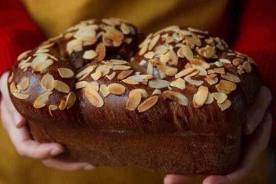 Ghi nhớ cách làm bánh mì hoa cúc cho bữa sáng giàu năng lượng