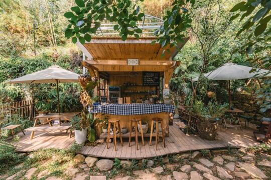 Top 5 homestay Sóc Sơn view rừng đẹp như trong tranh