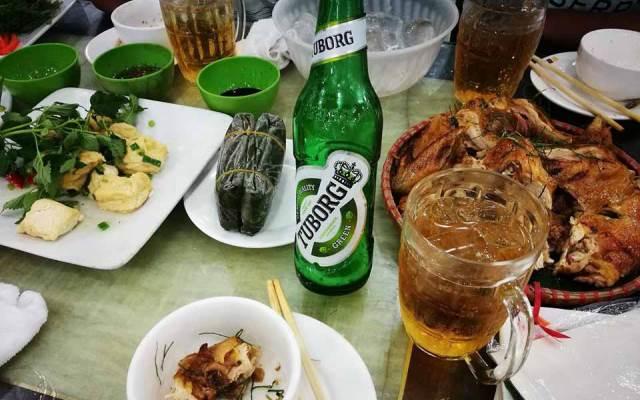 Nhà hàng Bia Lan Chín