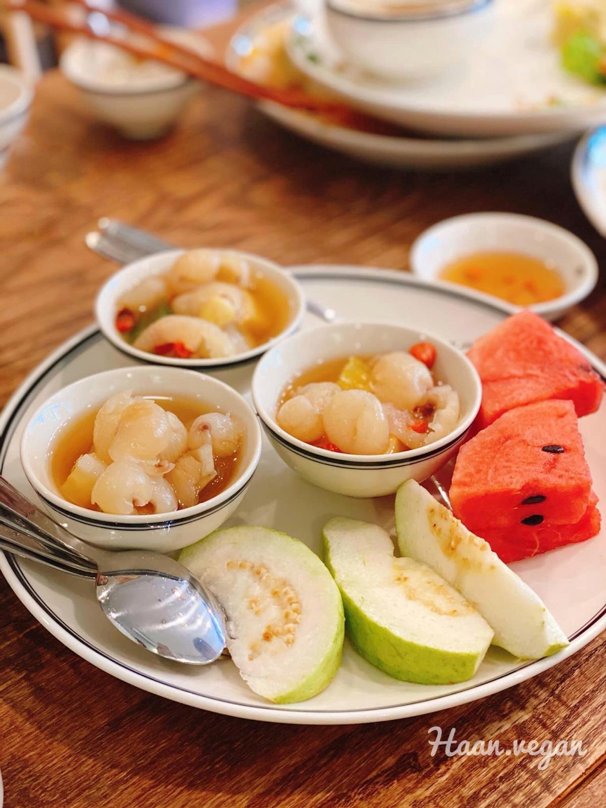 Nhà hàng buffet chay Haan Vegetarian 2'