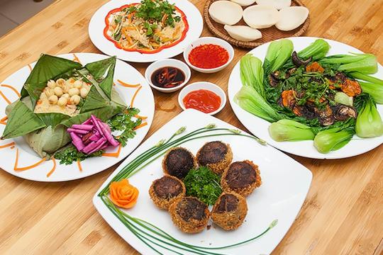 Review Top 5 nhà hàng buffet chay ngon hấp dẫn cho các tín đồ ăn chay