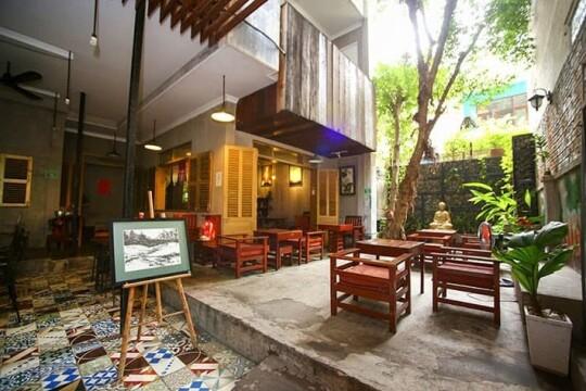 Review Top 5 nhà hàng chay Sài Gòn yên tĩnh và hương vị chay hấp dẫn