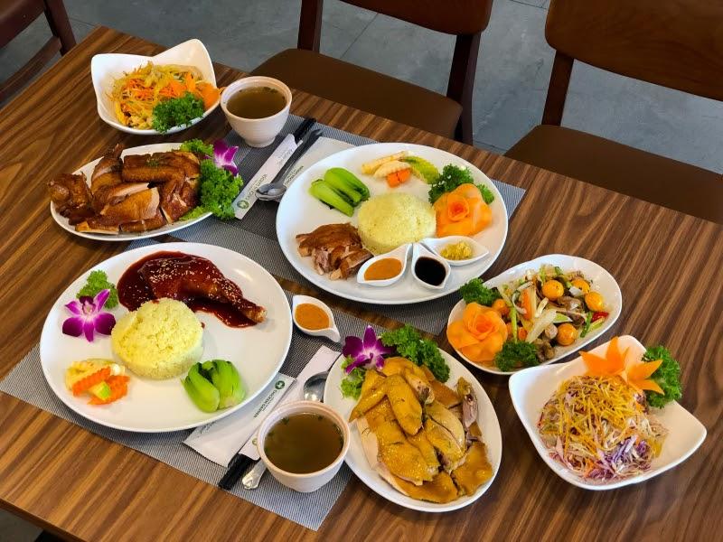 Nhà hàng Chicken Garden