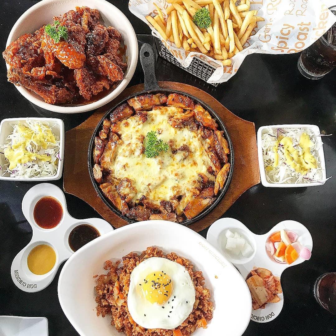 Nhà hàng Don Chicken 2