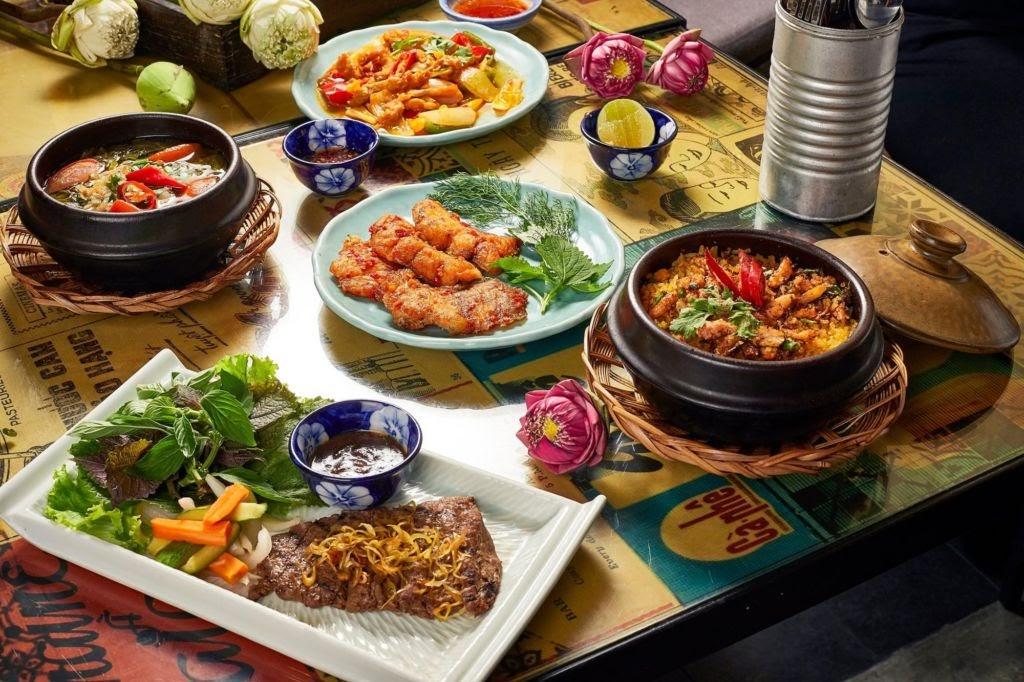 Nhà hàng Gạo Sài Gòn