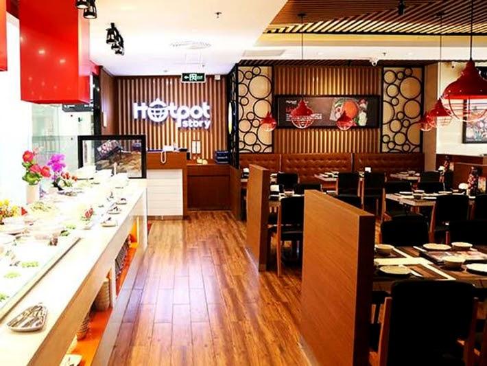 Nhà hàng Hotpot Story