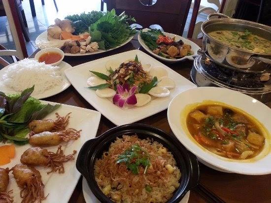 Nhà hàng Phương Mai Chay1