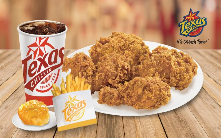 Nhà hàng quận 6 Texas Chicken