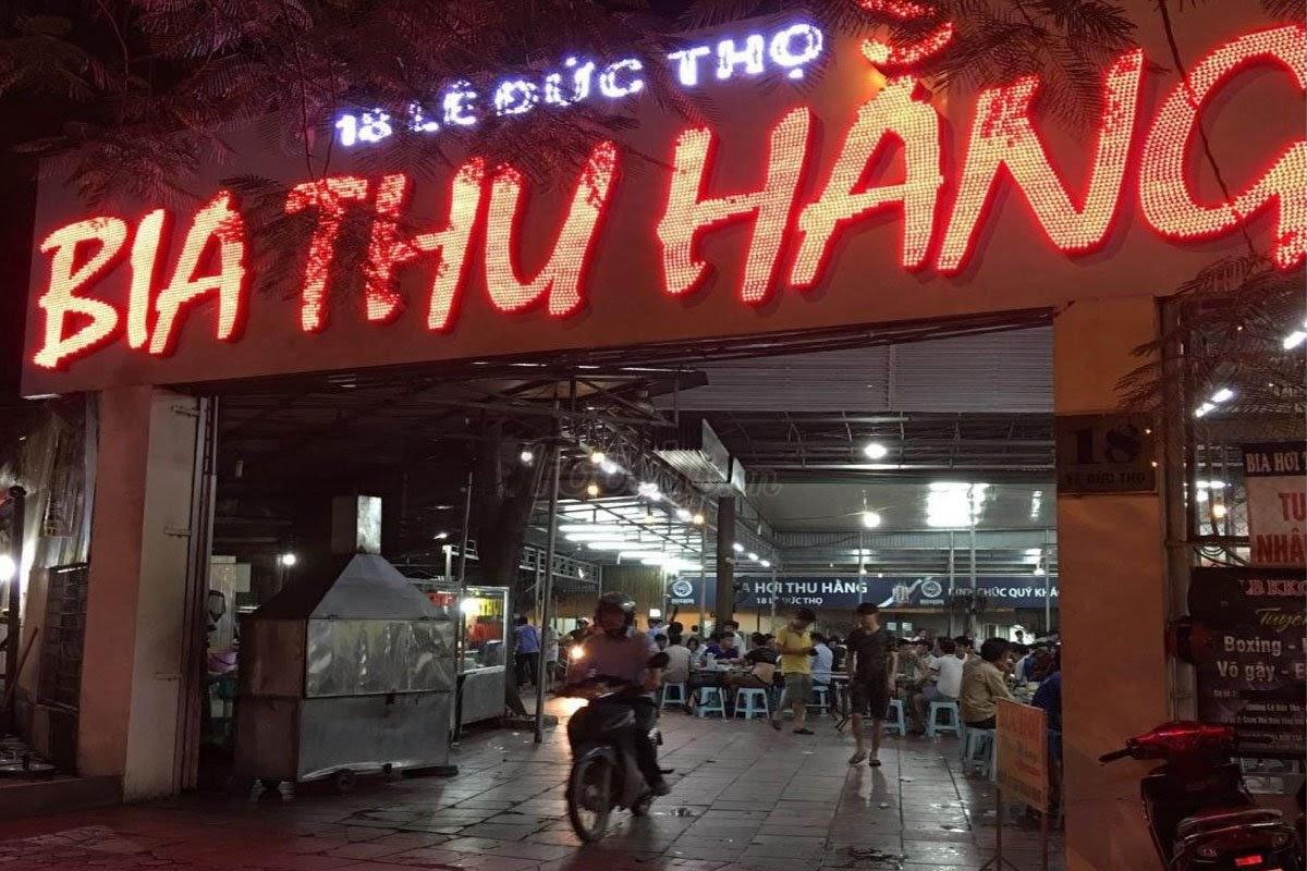 Nhà hàng Thu Hằng