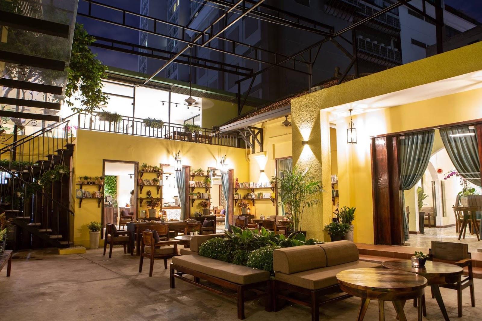 Nhà hàng Vườn Chay Garden