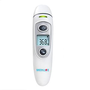 Nhiệt kế Nhiệt kế điện tử đo trán và tai Medilife - IFR600