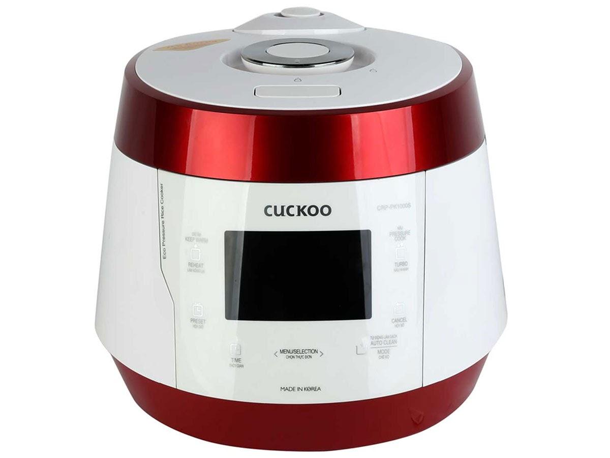 Nồi cơm điện tử Cuckoo CRP-PK1000S - 1.8 lít