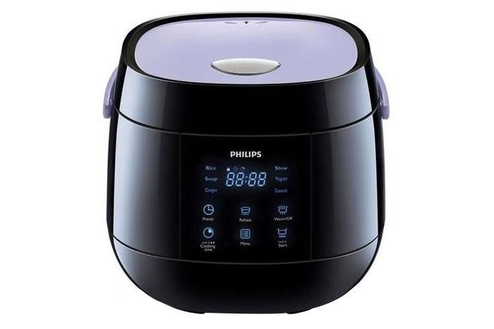 Nồi cơm điện tử Philips HD3060 (0,6 lít)