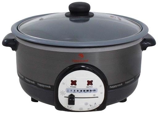Nồi điện đa năng Happy Cook HCHP-300A