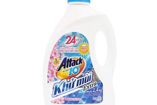 Review top 5 nước giặt giúp giặt sạch quần áo và giữ hương thơm lâu