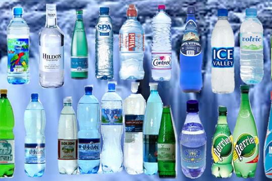 Top 5 loại nước khoáng đóng chai tinh khiết, trong lành nhất hiện nay