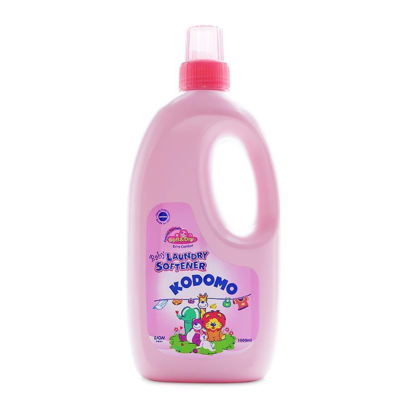 Nước xả mềm vải Kodomo Original (1L)