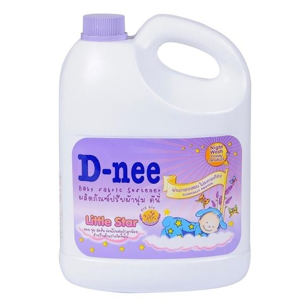 Nước xả vải D-nee tím (3L)