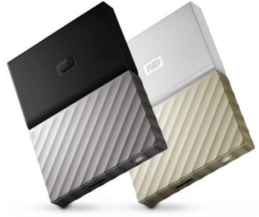 Ổ cứng di động Western Digital My Passport Ultra 1TB USB 3.0