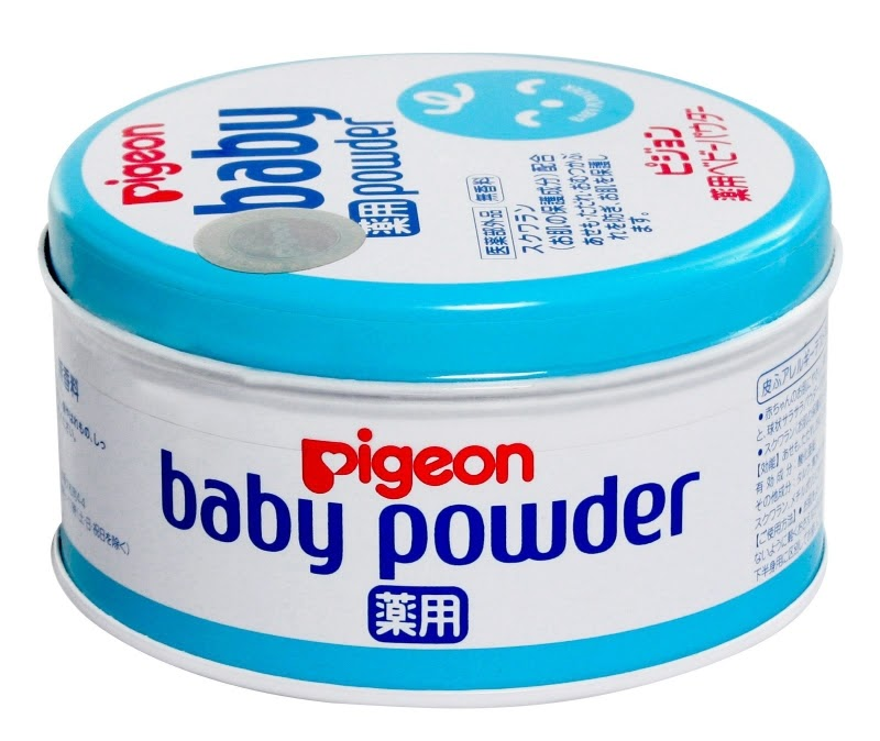 Phấn rôm Baby Medicated Power Pigeon