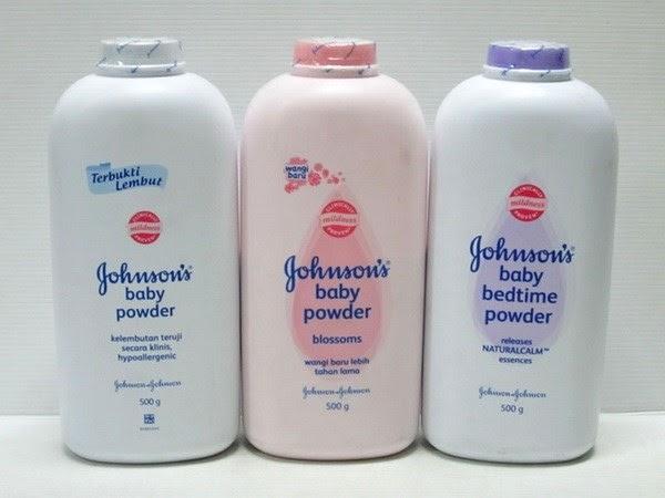 Phấn rôm Johnson's Baby Power