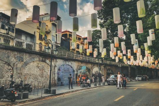 Review top 5 địa điểm chụp ảnh ở phố cổ đẹp nhất, bạn đã thử chưa?