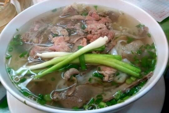 Review top 5 phở bò Nam Định chắc chắn phải thử tại Hà Nội
