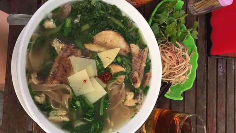 Phở gà ta - Nguyễn Văn Cừ