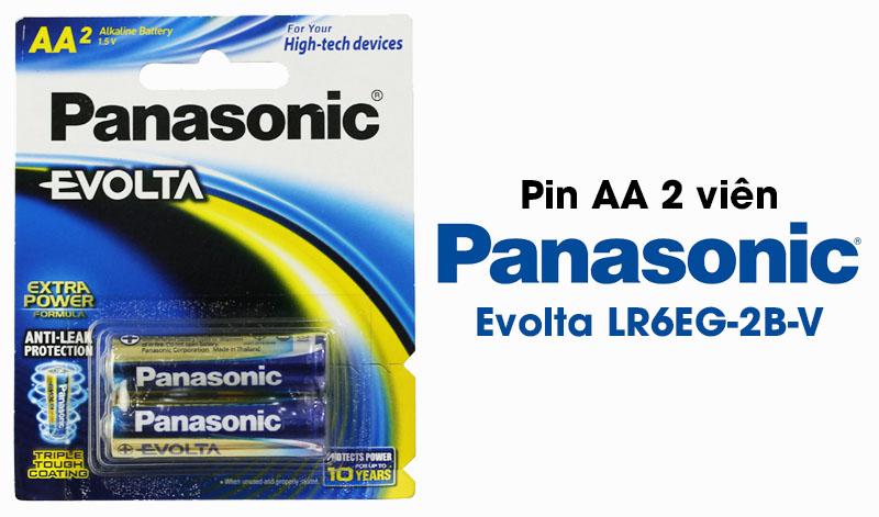 Pin AA Evolta Panasonic
