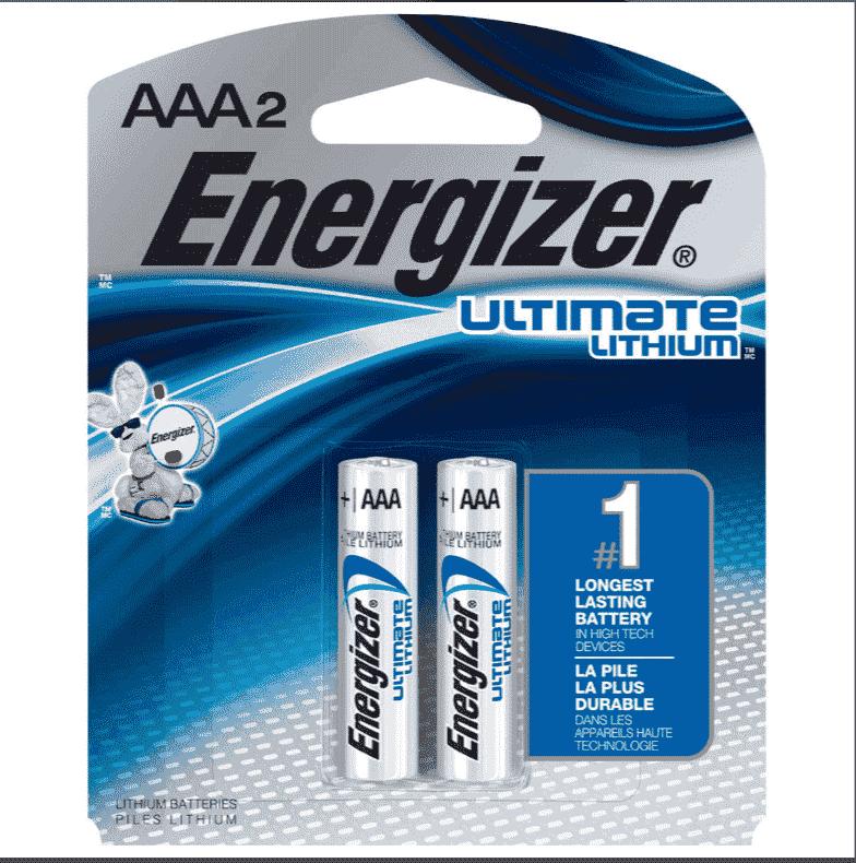 Pin Energizer Ultimate