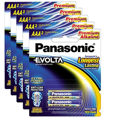 Pin kiềm Evolta Panasonic