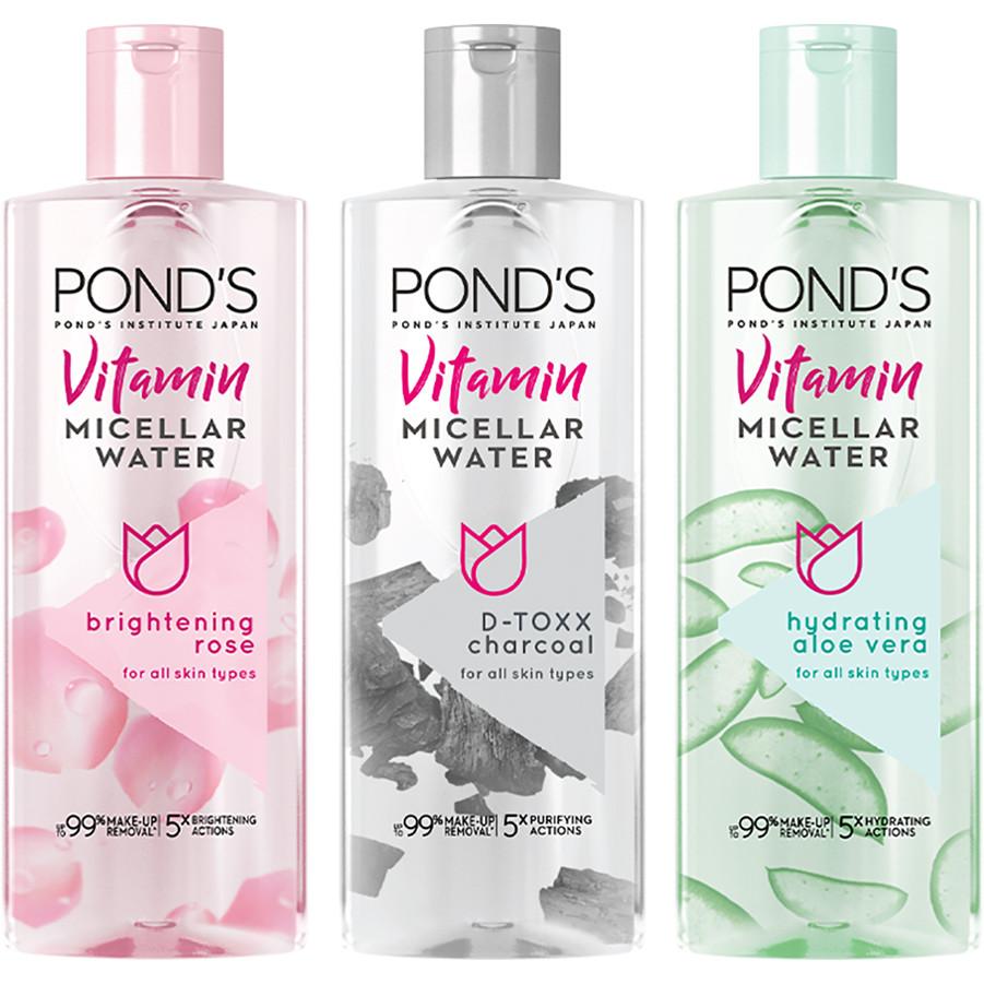 Pond's Vitamin Micellar