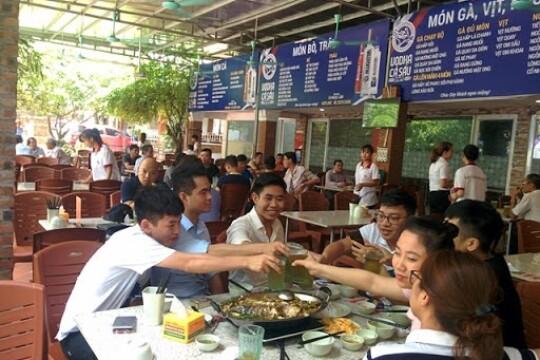 Review top 5 quán bia Long Biên, lựa chọn đi nhậu cuối tuần