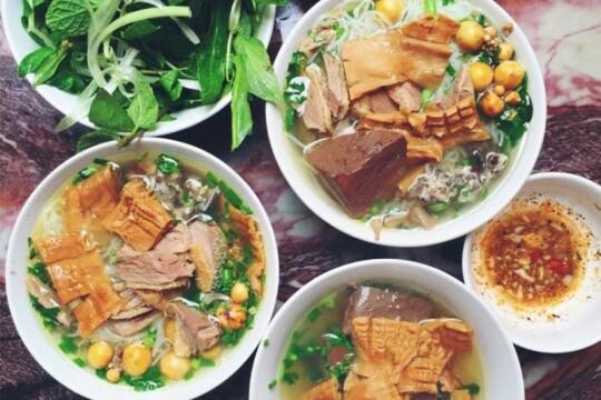 Review top 5 các quán ăn ngon Hà Nội không thể bỏ qua