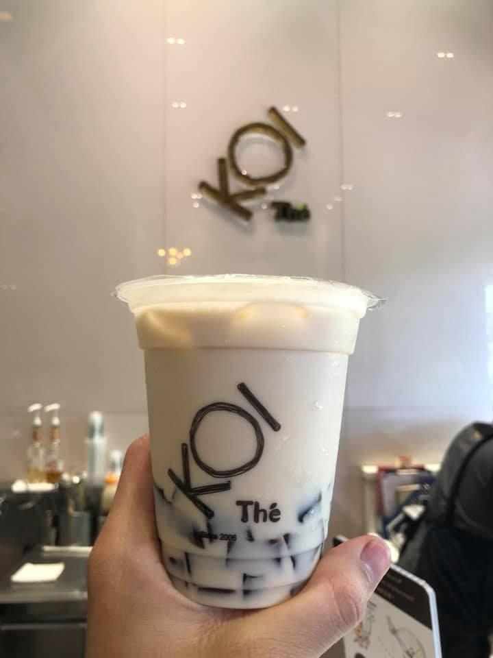 Quán trà sữa Koi Thé 2