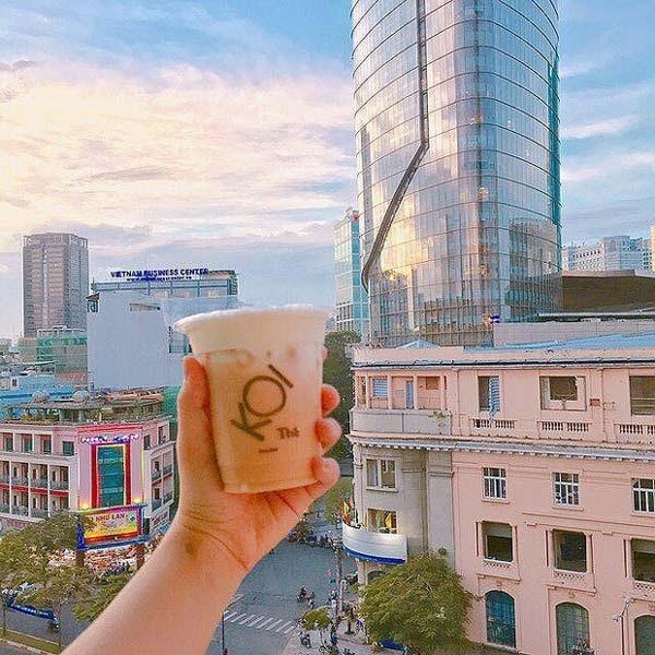 Quán trà sữa Koi Thé