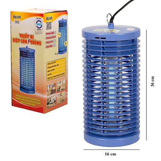 Quạt hút muỗi Đại sinh DS-D6