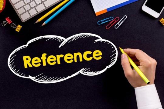 Reference là gì? Bí quyết lựa chọn reference cho một CV đẹp