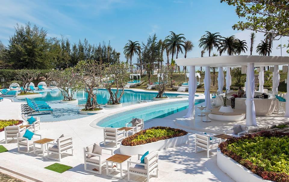Resort Long Hải Alma Oasis Long Hải Resort & Spa.