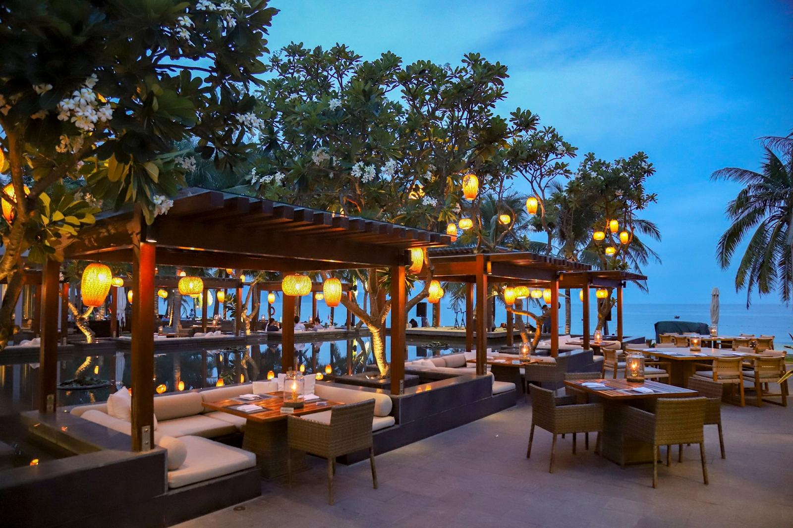 Resort Naman Retreat Đà Nẵng