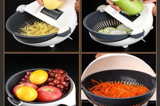 Review 5 sản phẩm rổ đựng rau đa năng không thể thiếu trong căn bếp hiện đại