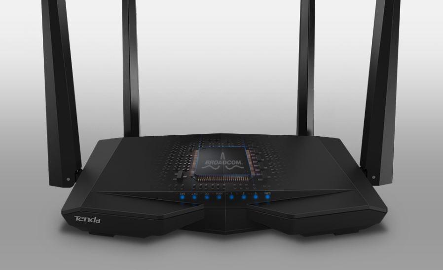Router wifi gia đình Tenda AC6