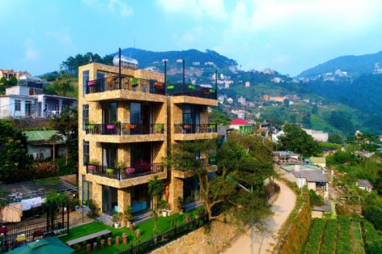 Review top 5 Villa Tam Đảo đẹp ngỡ ngàng, góc nhìn bao trọn cả Thị trấn